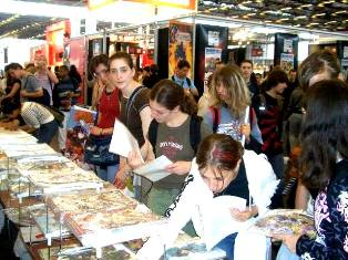 マンガイベント Fair