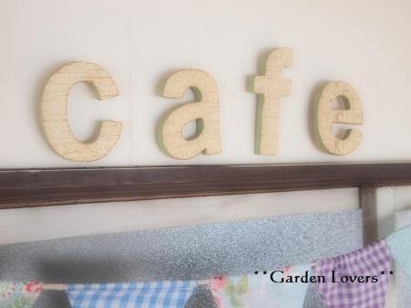 CAFEプレート