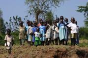 ケニアの子供達