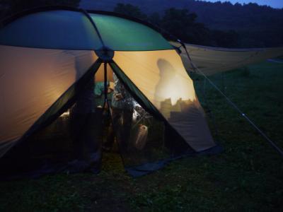 キャンプ40