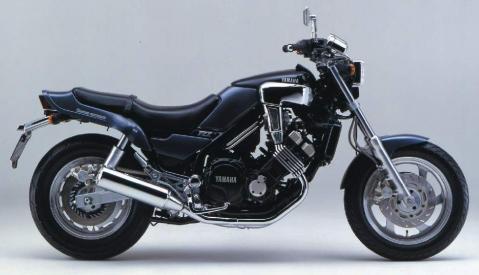 Yamaha FZX750 86