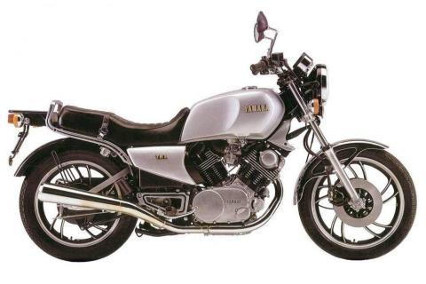 Yamaha TR1 81