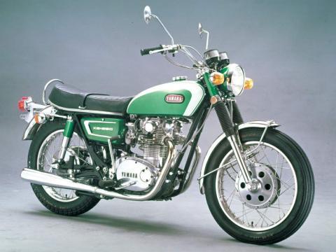 Yamaha XS-1 69