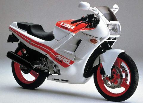 Honda CBR 400R 86