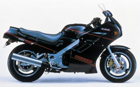 Suzuki GSXF 1100 89