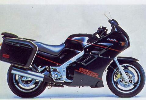 Suzuki GSX 1100F 88 2