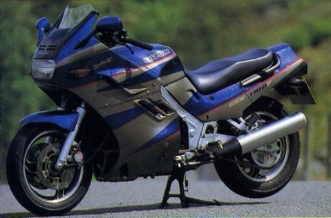 Suzuki GSX 1100F 92 2