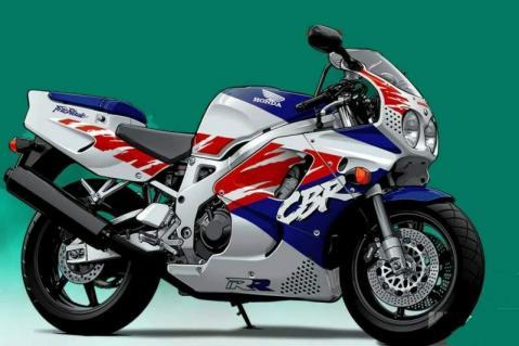 Honda CBR900 92 2