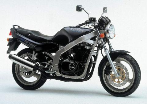 Suzuki GS 400 E 1991