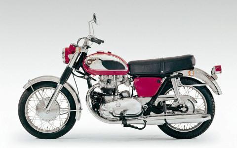 Kawasaki W1-1965 1