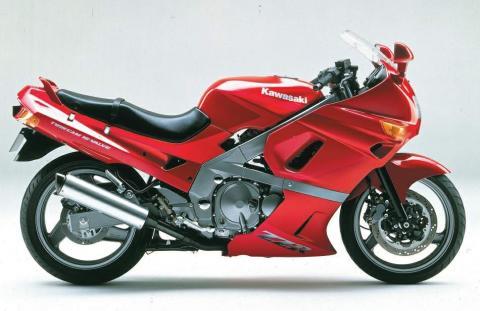 Kawasaki ZZR400 90 1