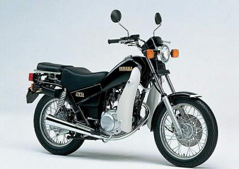 Yamaha SR 125 97