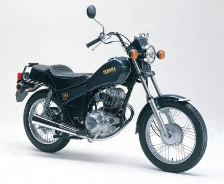 Yamaha SR 125 81