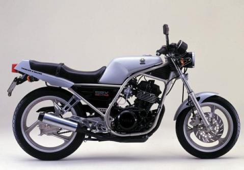 Yamaha SRX250 84 1