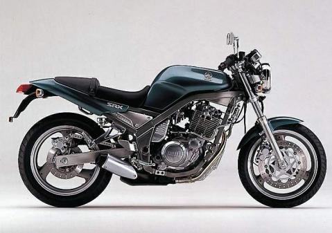 Yamaha SRX 400 90