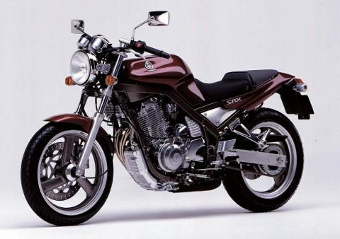 Yamaha SRX600 90
