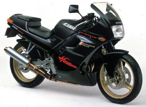 Honda CBR250R 87
