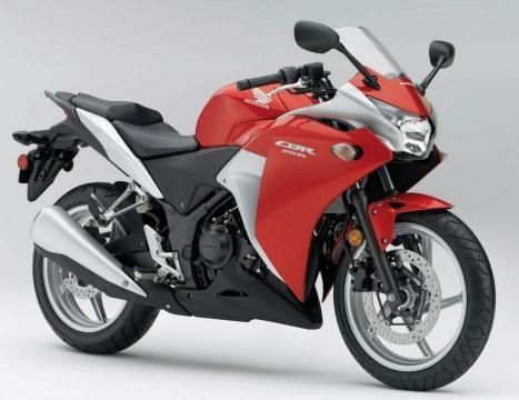 Honda CBR250R 11 8