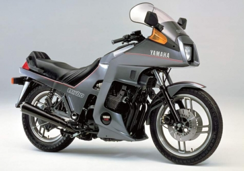 Yamaha XJ650 Turbo 2