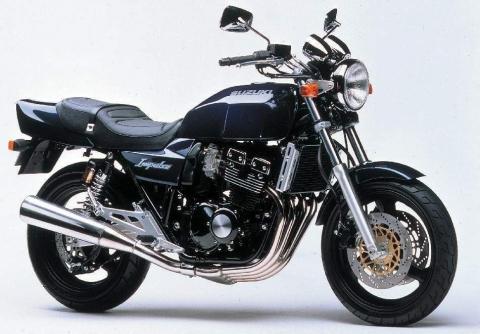 Suzuki GSX 400 Impulse 94