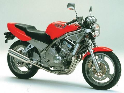 Honda CB1 400 88