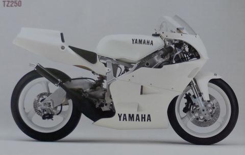yamaha tz250 91