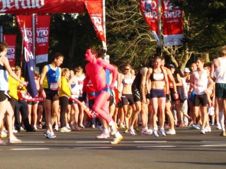 Sydneyマラソン (2)