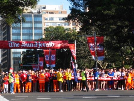 Sydneyマラソン (3)