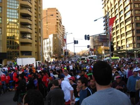 Sydneyマラソン