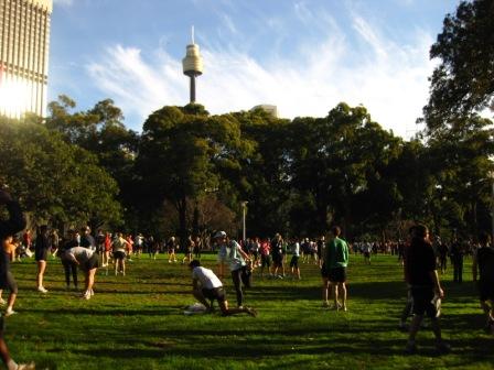 Sydneyマラソン (1)
