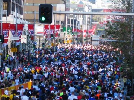 Sydneyマラソン (10)