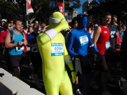 Sydneyマラソン (7)