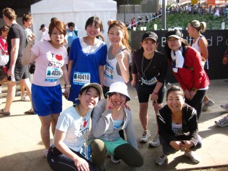 シドニーマラソン (1)