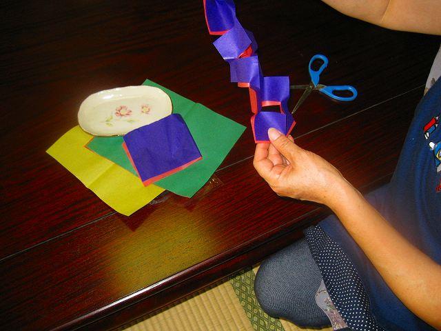 ハート 折り紙 お盆 飾り 折り紙 : chibanonomusan.blog103.fc2.com