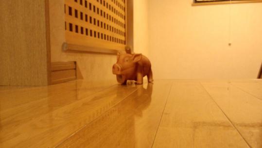 豚のおもちゃ2