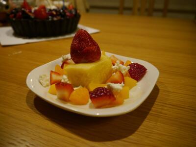 惣平のケーキ