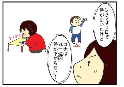 子どもの病気と看病2