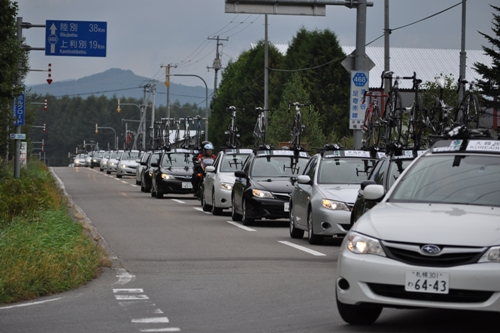 2011ツールド北海道♪11