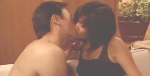 嘉山とキス