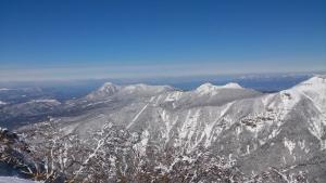 阿弥陀北稜8 20140112