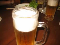 つたもりのビールまつりは8/31まで!