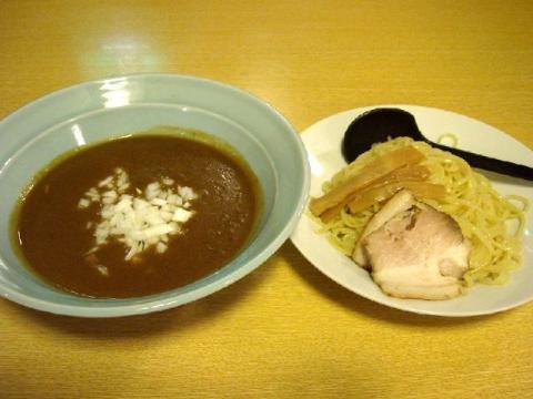 小川屋荒町店・H22・11 カレーつけ麺