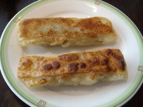 桃季・焼き棒餃子
