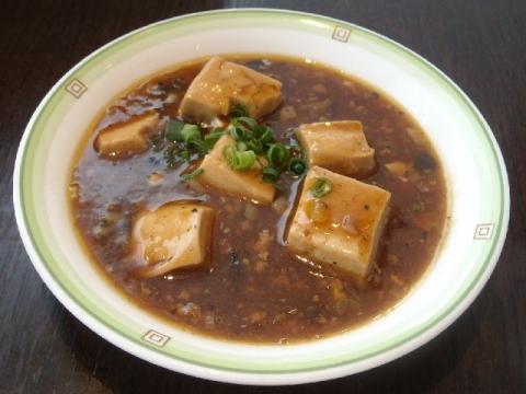 桃季・四川麻婆豆腐2