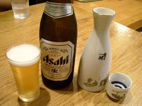どっぽ・ ビール 日本酒