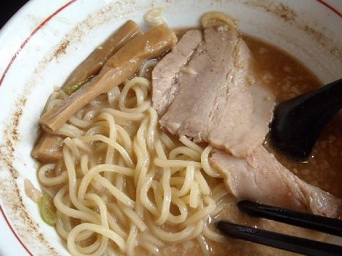 娘娘・H26・3 とんこつ 麺