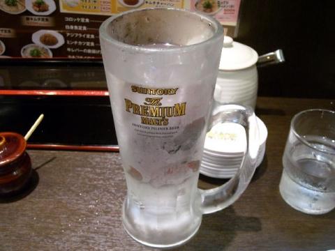 来来亭 三条店・H24・7 麦焼酎
