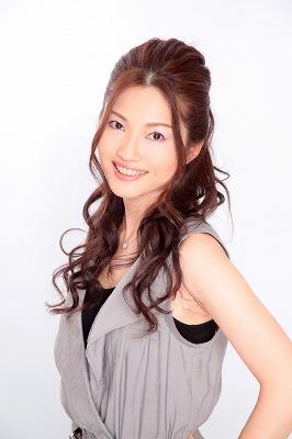 玲子さんのキメ写真