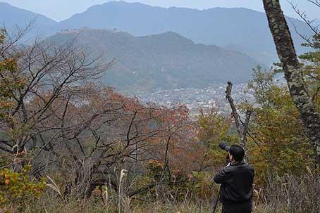 竹田城撮影筆者