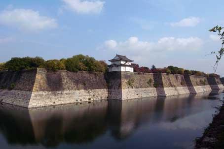 s大阪城連続櫓